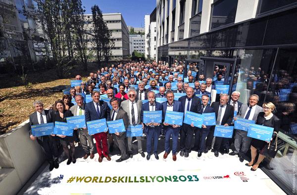 CMA France - WorldSkills 2023