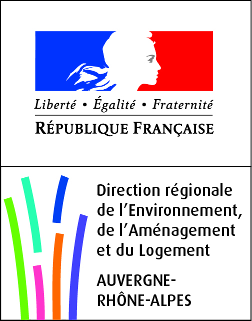 logo DREAL AURA