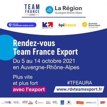 Rendez-vous Team France Export
