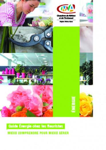 Guide énergie fleuriste