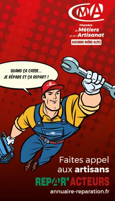 Reparacteurs, artisans de la réparation