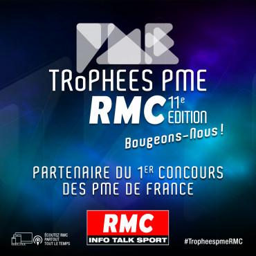 11ème édition des Trophées PME RMC