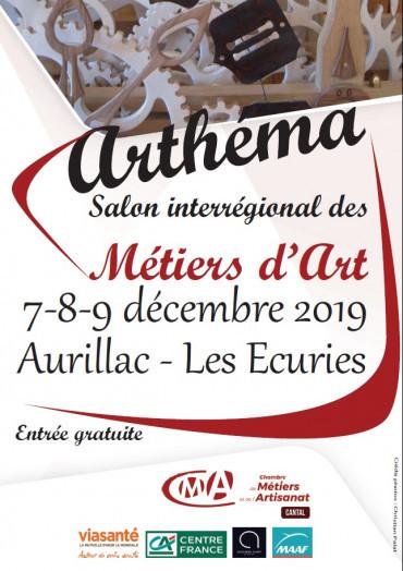 Salon des Métiers d'art du Cantal